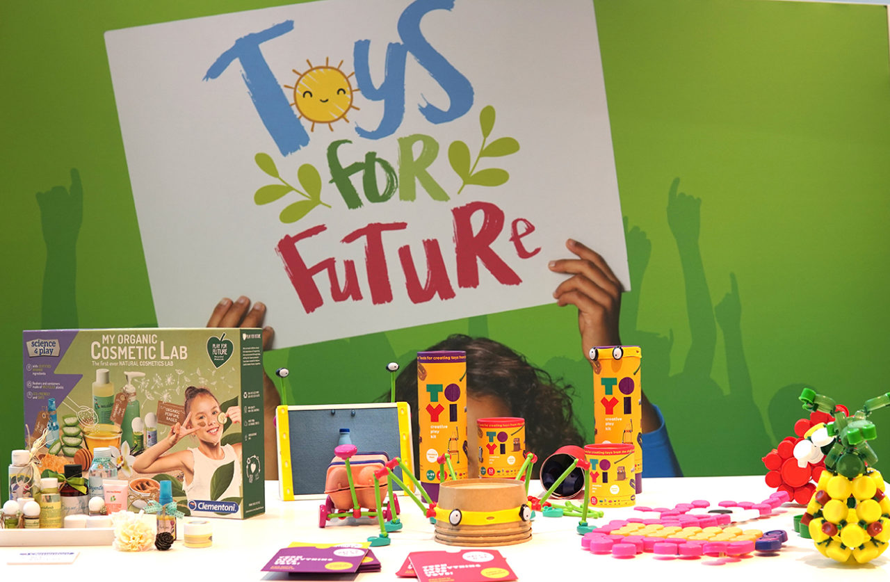 """Toyi is selected for """"Toys For Future"""" at Spielwarenmesse!"""