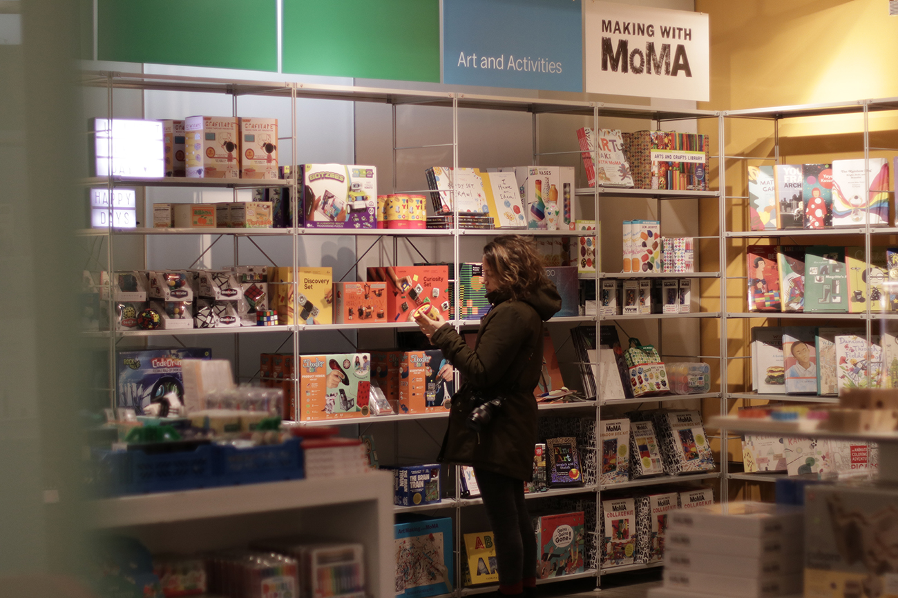 Toyi is now available at MoMA Design Store!